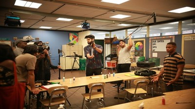 Capital Region Youth Learn Digital Media Skills at Youth FX